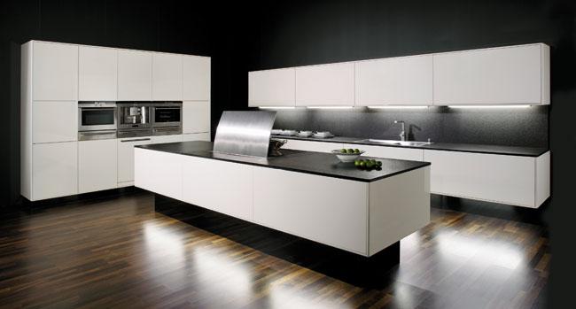 cuisine de luxe allemande maison design. Black Bedroom Furniture Sets. Home Design Ideas
