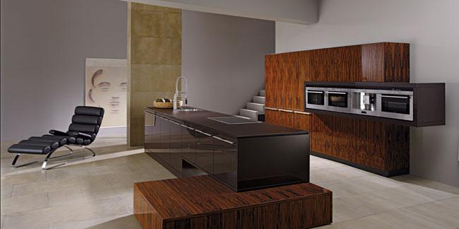 largo fg hi line de leicht inspiration cuisine. Black Bedroom Furniture Sets. Home Design Ideas