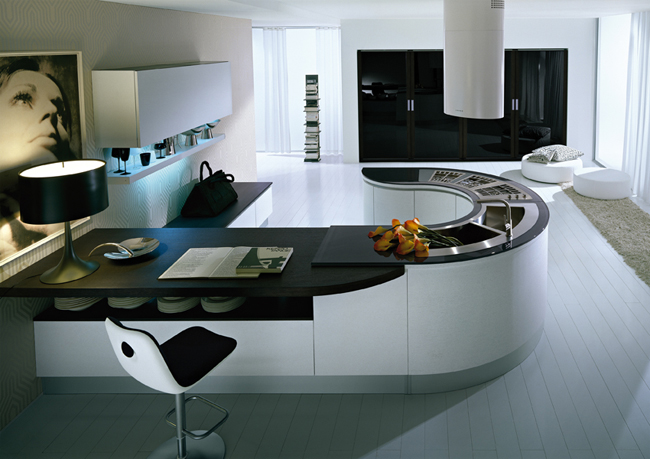 Cuisine design italienne pedini for Cuisine design italienne