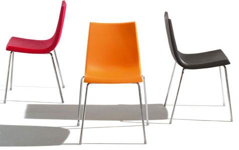 des chaises de cuisine design | inspiration cuisine | le magazine ... - Chaises De Cuisine Pas Cher