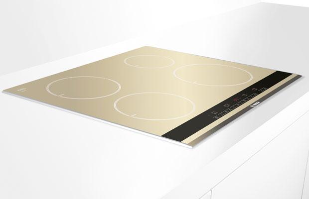 Bosch met de l 39 or dans la cuisine inspiration cuisine - Plaque induction difference vitroceramique ...