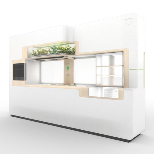Green-kitchen Whirlpool
