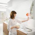 Les rangements dans la cuisine : les portes relevables