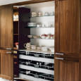 Les rangements dans la cuisine : les armoires multifonctions