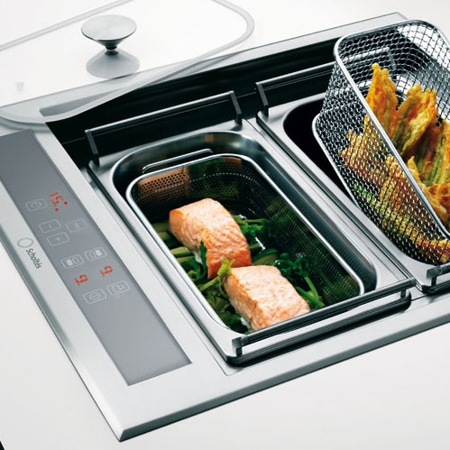 une table de cuisson r volutionnaire inspiration cuisine. Black Bedroom Furniture Sets. Home Design Ideas
