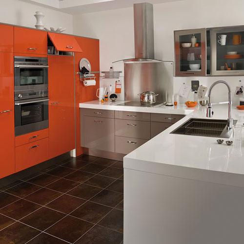 les tendances hiver 2010 de lapeyre inspiration cuisine. Black Bedroom Furniture Sets. Home Design Ideas