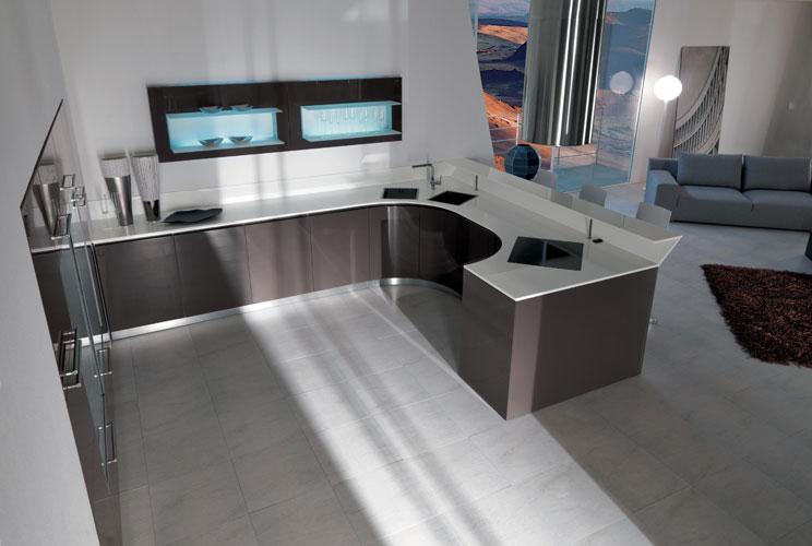La cuisine ouverte le nouveau salon inspiration for Separation entre cuisine et salon