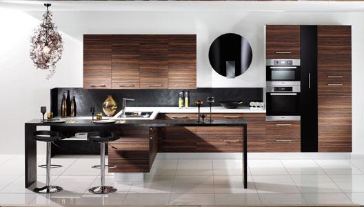 Tendances cuisines la mode fran aise inspiration for Modeles de cuisines equipees
