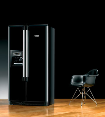 frigo americain noir 25 best ideas about frigo americain on pinterest day of cuisine avec. Black Bedroom Furniture Sets. Home Design Ideas