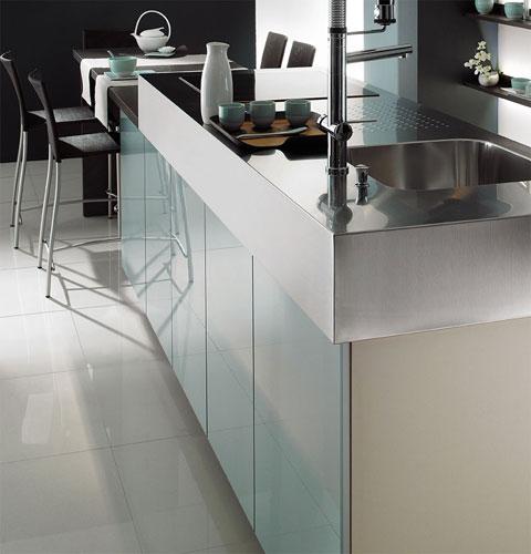 Le verre synth tique l 39 alternative du verre inspiration for Facade acrylique cuisine