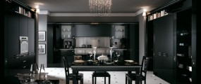 Cuisine Laque - Scavolini- absolute classic baccarat