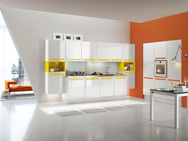 eurocucina 2010 la laque sublime les cuisines inspiration cuisine le magazine de la. Black Bedroom Furniture Sets. Home Design Ideas