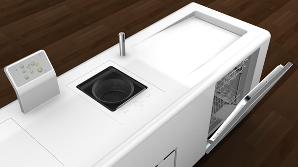 GreenKitchen 2.0 de Whirlpool