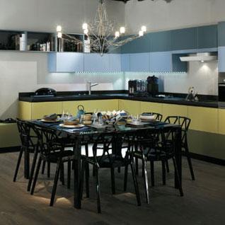 tetrix de scavolini inspiration cuisine le magazine de la cuisine quip e. Black Bedroom Furniture Sets. Home Design Ideas