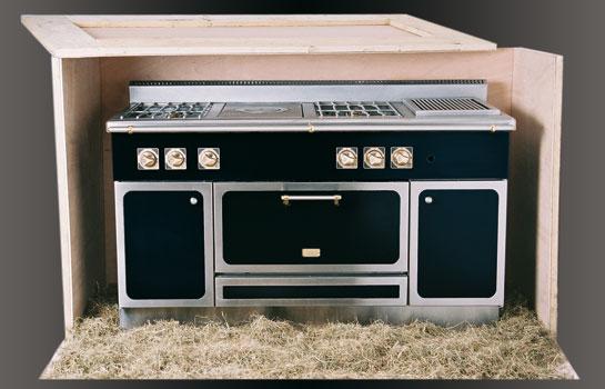 des fourneaux pour cuisiner comme des chefs inspiration cuisine le magazine de la cuisine. Black Bedroom Furniture Sets. Home Design Ideas