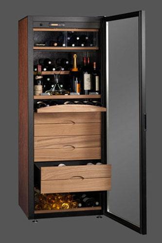 cave vin d 39 appartement. Black Bedroom Furniture Sets. Home Design Ideas