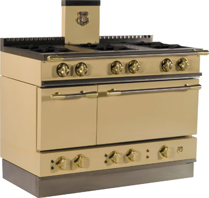 Des fourneaux pour cuisiner comme des chefs inspiration for Fourneau professionnel cuisine