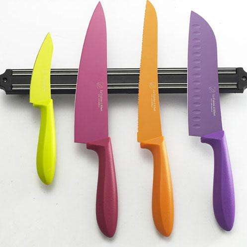 De la couleur dans sa cuisine inspiration cuisine le for Albert samain la cuisine