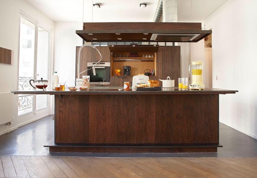 La cuisine compacte de xavie 39 z inspiration cuisine - Cuisine compacte ...