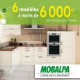 Nos bonnes affaires : 6 cuisines Mobalpa à moins de 6 000 €