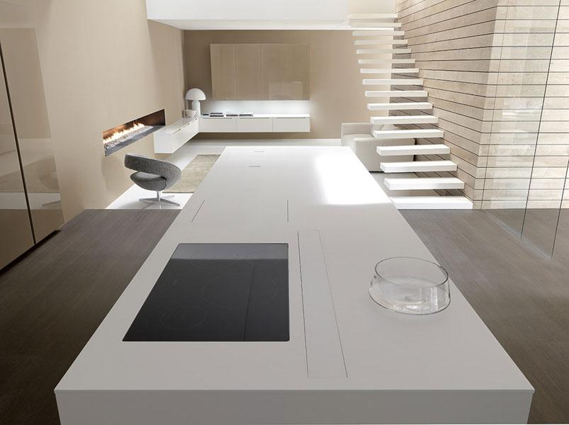 des cuisines haut de gamme tr s discr tes inspiration cuisine le magazine de la cuisine quip e. Black Bedroom Furniture Sets. Home Design Ideas