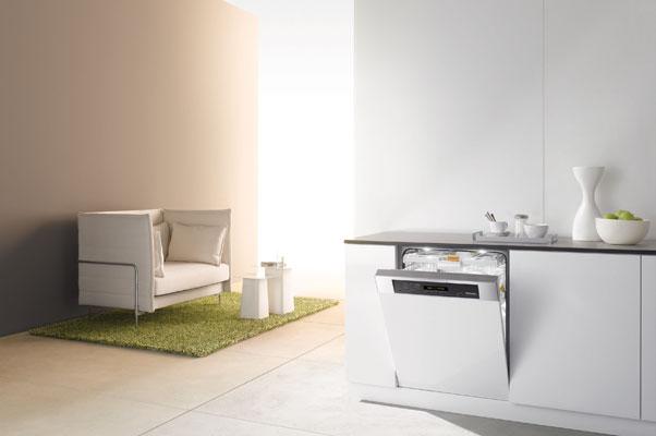 Des lave vaisselles conomiques et silencieux inspiration cuisine le maga - Lave vaisselle economique en eau ...