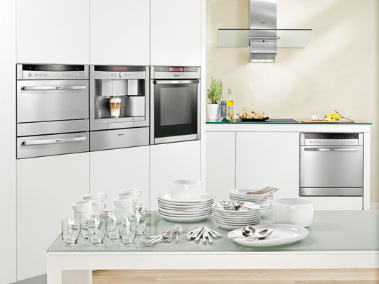 des lave-vaisselles économiques et silencieux | inspiration ... - Lave Vaisselle En Hauteur Cuisine
