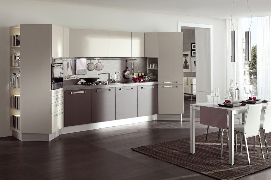 modele cuisine equipee italienne awesome cuisine design cuisinella with modele cuisine equipee. Black Bedroom Furniture Sets. Home Design Ideas
