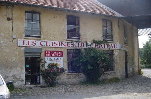 Magasin Les cuisines du château