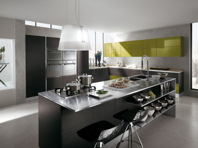 mood de scavolini inspiration cuisine le magazine de la cuisine quip e. Black Bedroom Furniture Sets. Home Design Ideas