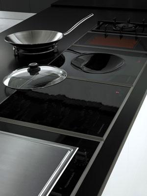 les nouvelles tables de cuisson inspiration cuisine le magazine de la cuisine quip e. Black Bedroom Furniture Sets. Home Design Ideas