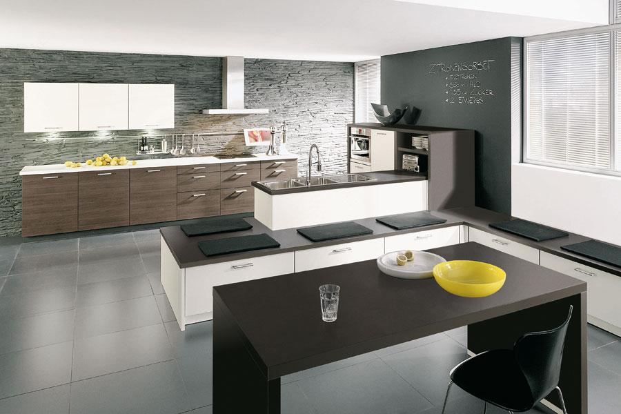 les cuisines haut de gamme : les modèles entrée de gamme ... - Cuisine Equipee Haut De Gamme