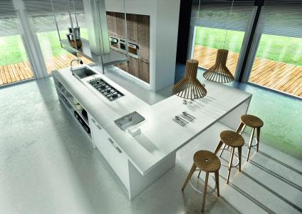 Les cuisines haut de gamme les mod les entr e de gamme for Prix d une cuisine bulthaup