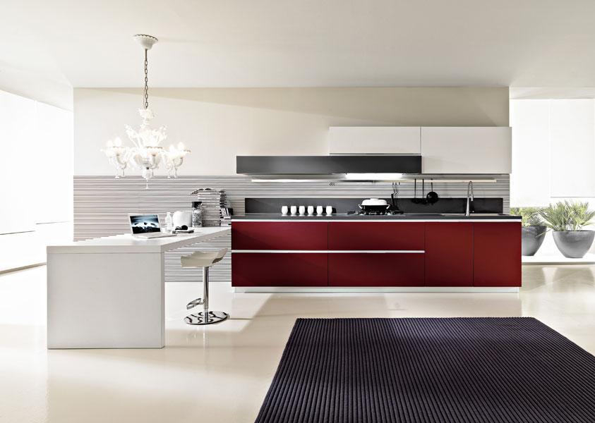 Les cuisines haut de gamme les mod les entr e de gamme for Cuisines integrees haut de gamme