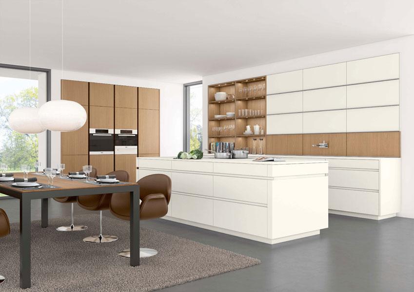 Les nouvelles cuisines design de leicht inspiration cuisine for Cuisine ouverte les nouvelles tendances