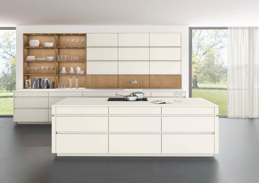 Classic-FS/Avance-FS/Timber de Leicht-cuisine haut de gamme