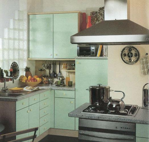 Tendances cuisines la mode fran aise inspiration for Cuisine equipee cuisinella