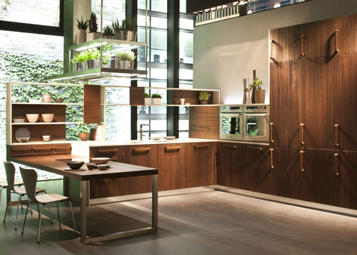 Tendances cuisines la mode italienne inspiration cuisine for Inspiration cuisine design