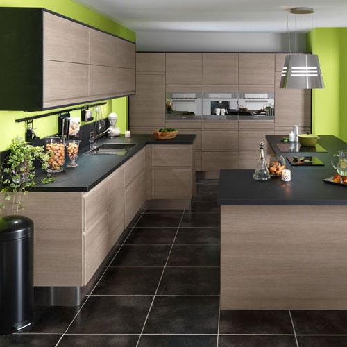 tendances cuisines la mode fran aise inspiration. Black Bedroom Furniture Sets. Home Design Ideas
