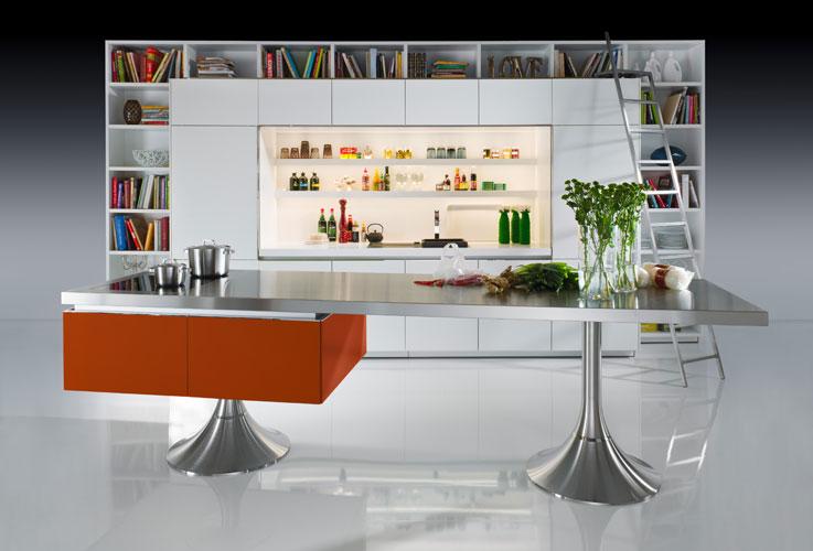 Library de Starck by Warendorf-prix cuisine