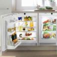 Petite cuisine : le réfrigérateur compact de Liebherr
