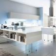 Une cuisine aérienne