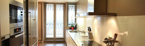 Gain de place une cuisine xavie z dans l entr e pictures - Une solution innovante pour gagner de la place dans sa cuisine ...