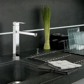 Le robinet pivotant de thg inspiration cuisine - Robinet bulthaup ...