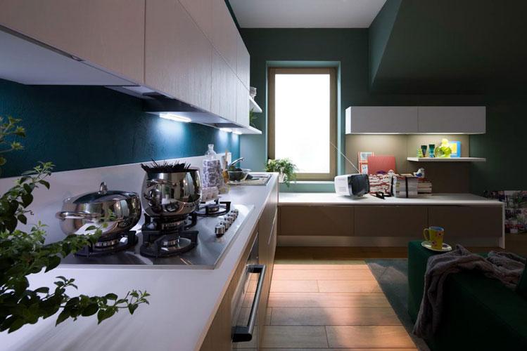 cuisine italienne-cuisine haut de gamme