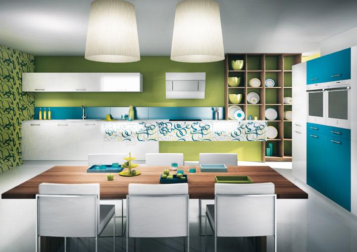 Quelle couleur choisir pour ma cuisine inspiration cuisine - Idee de couleur pour cuisine ...