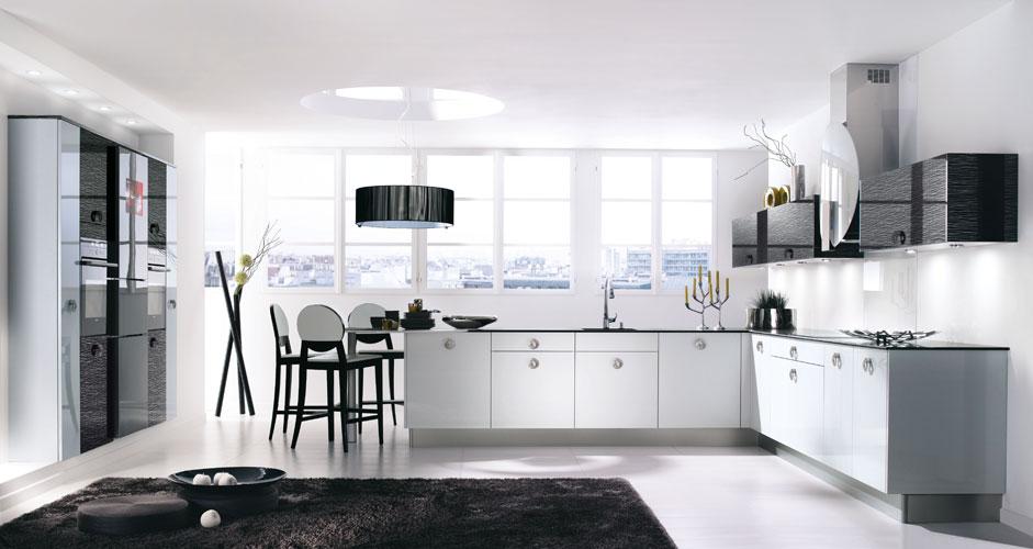 la cuisine blanche : une tendance intemporelle | inspiration cuisine