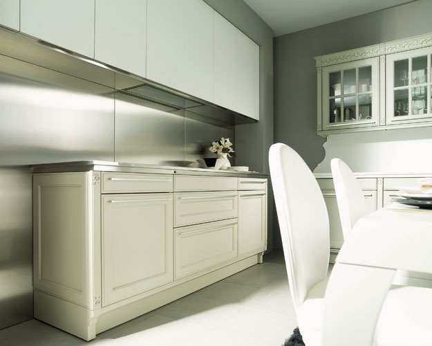 la cuisine raffin e de porcelanosa inspiration cuisine. Black Bedroom Furniture Sets. Home Design Ideas