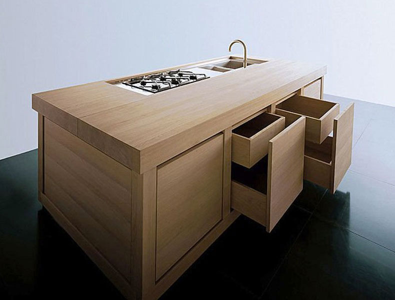 Wood 100% d'Effeti-cuisine bois
