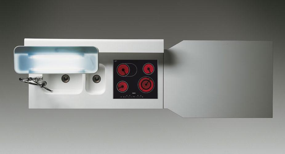 Solaris d'Ernesto Meda-cuisine design